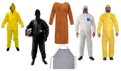 e343d41a52808 Vestimentas em Geral. - Vestimentas para proteção do tronco ...